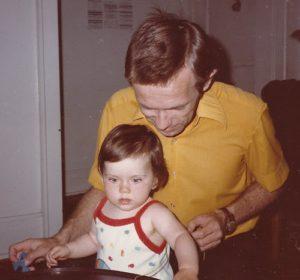 z tatą PTF